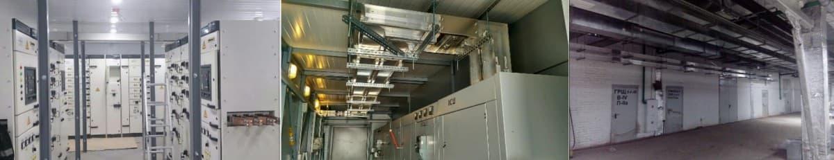 ШинопроводBafen широко применяется на объектах