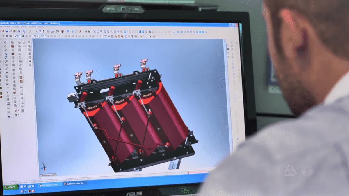 разработка и производство сухих трансформаторов