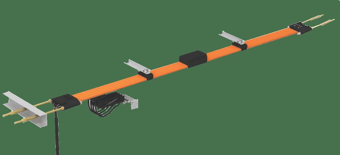 Троллейные шинопроводы