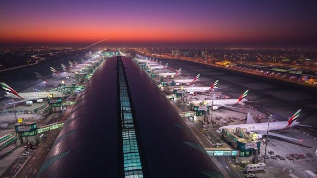 Международный аэропорт Дубай, установлены трансформаторы Tesar