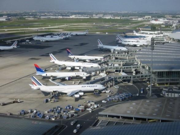 международный аэропорт Шарль-де-Голь, установлены трансформаторы Tesar