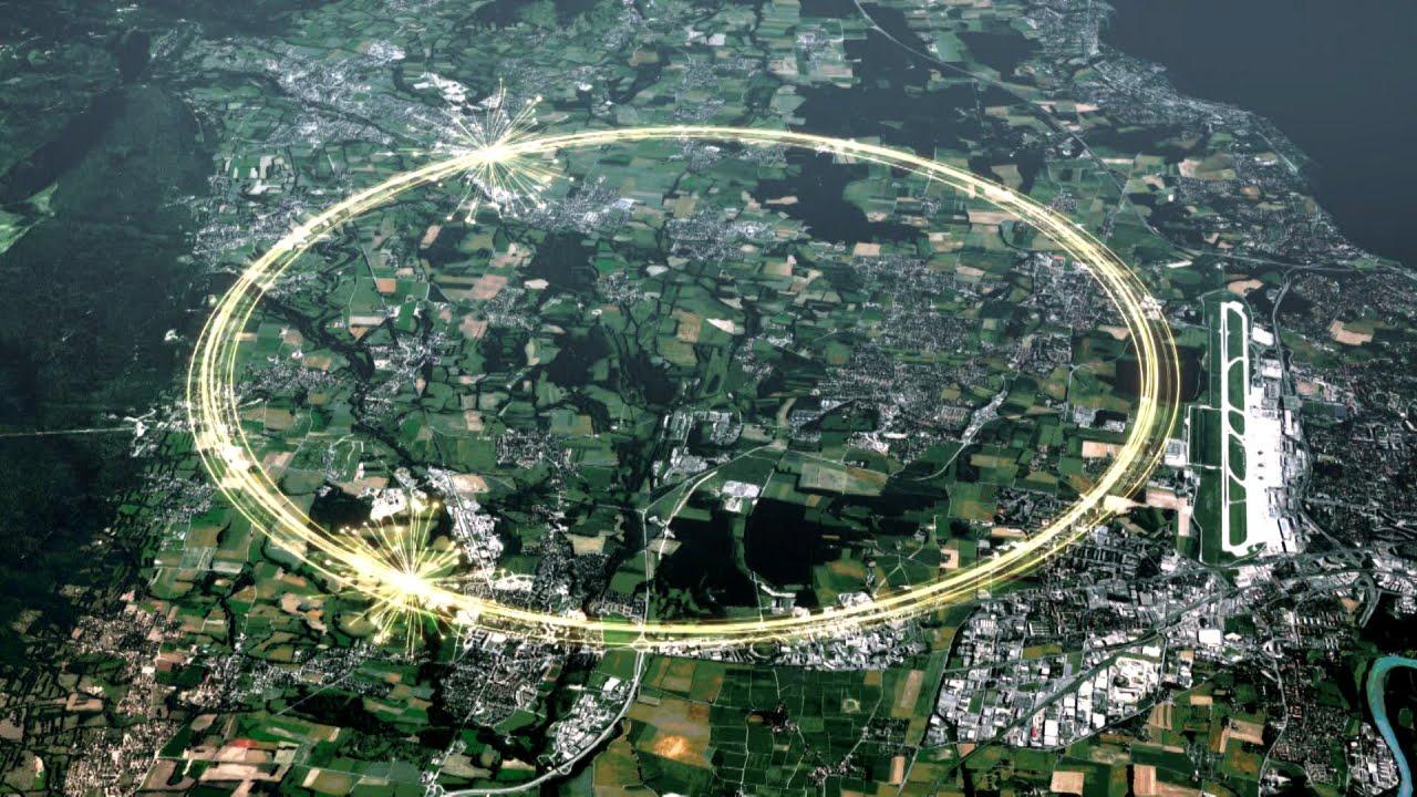 Большой адронный коллайдер, установлены трансформаторы Tesar