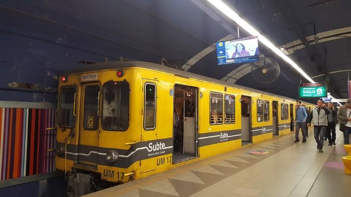 Метрополитен Буэнос-Айреса, установлены трансформаторы Tesar