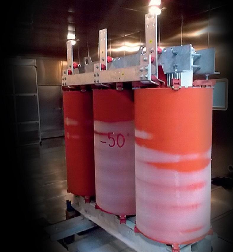 Испытание С3 на трансформаторы Tesar